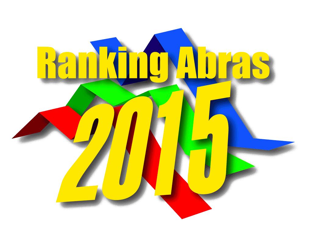 Logo Ranking ABRAS 2015