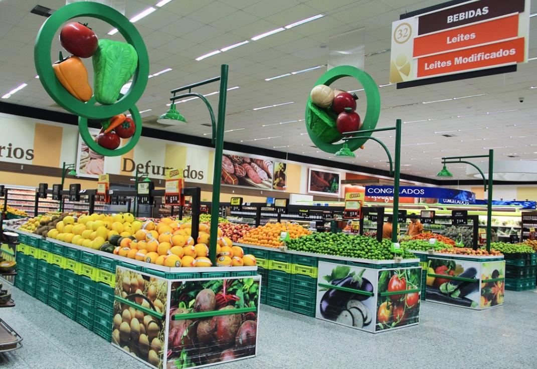 dcc0150eb Rede Giassi Supermercados completa 55 anos