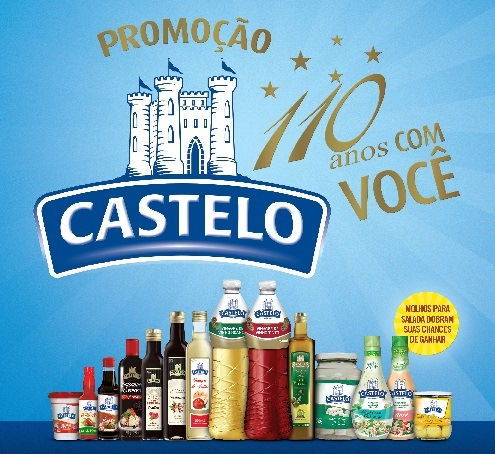 Castelo comemora 110 anos e lança promoção com prêmio de R ... cc7a8095aa6