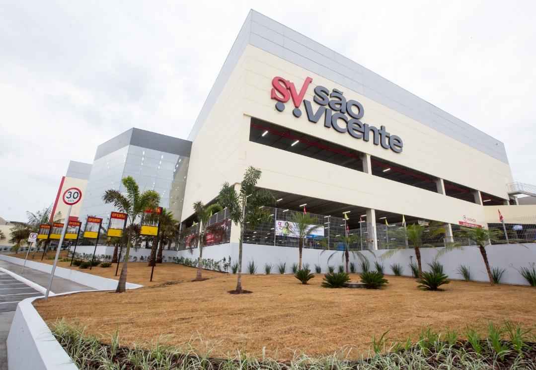 ecfe52a8e Rede de Supermercados São Vicente inaugura primeira loja em Itu