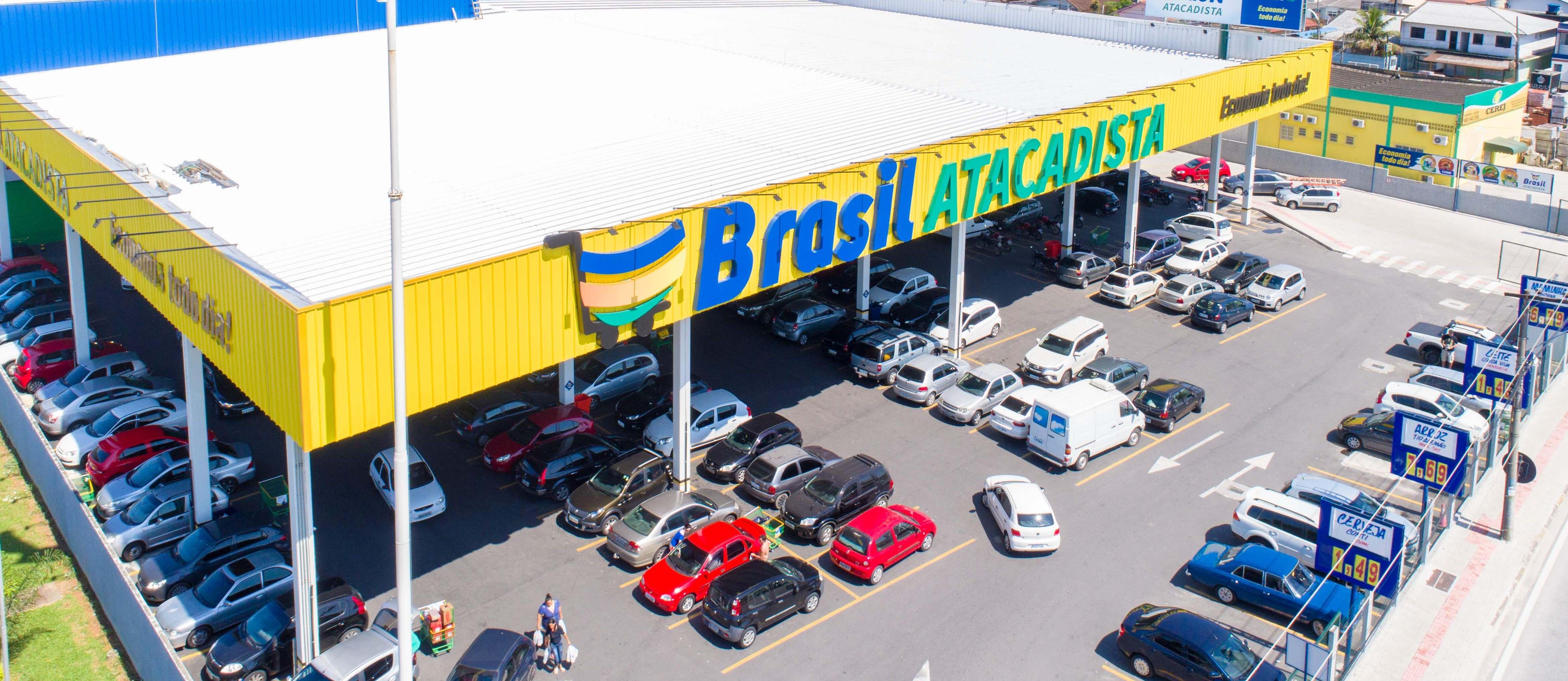 1604ddeb4 Brasil Atacadista inaugura loja com mais de 4 mil metros quadrados e 8 mil  itens no norte da ilha