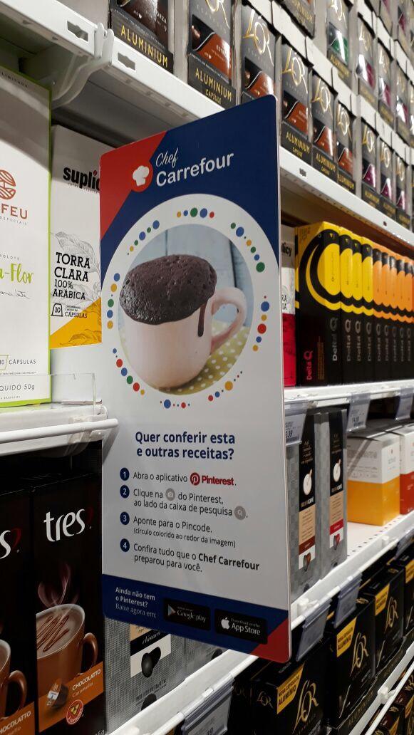 efef09e7b Carrefour inova mais uma vez e adota pincodes no Brasil...