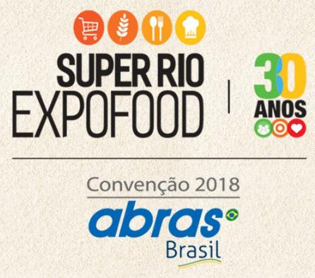 A 30ª edição da Super Rio Expofood será realizada de 20 a 22 de março no  Riocentro 9371652678771
