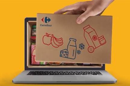98d7670287aa8 Carrefour lança serviço inédito de e-commerce alimentar e não alimentar