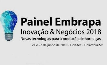 A Empresa Brasileira de Pesquisa Agropecuária (Embrapa) e seus parceiros  promovem nos dias 21 e 22 de junho ae133284ad4f2