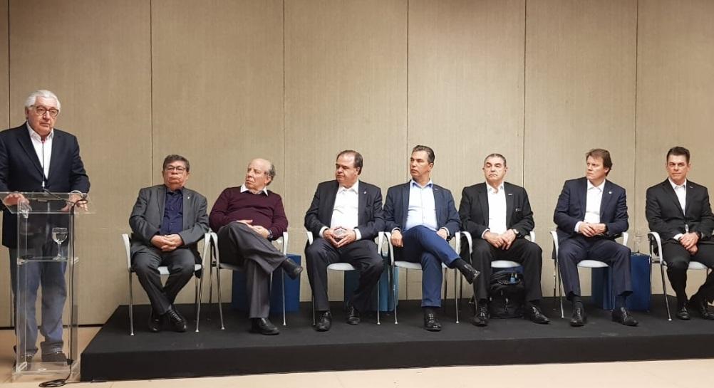 Guilherme Afif participa de debate político promovido pela UNECS... 5f9b73f0ab
