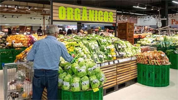 c27d201b3a Carrefour apresenta oferta de produtos para uma alimentação saudável