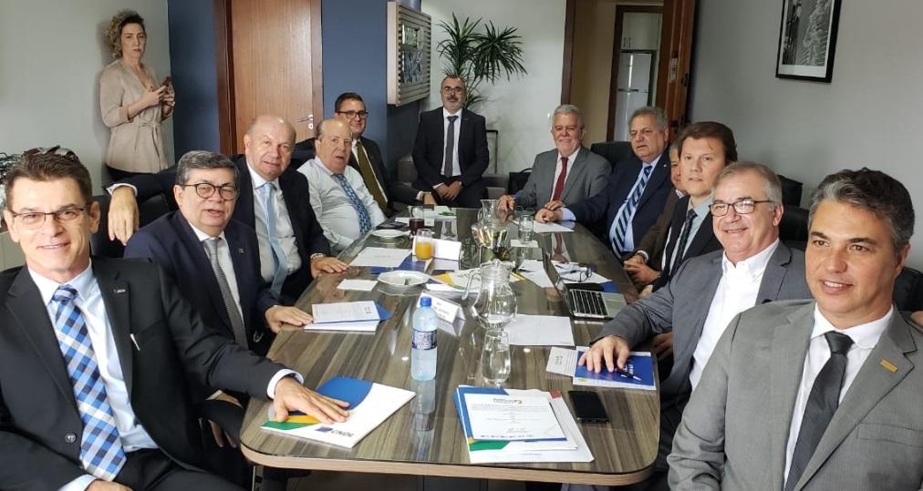 ec85e7bd1 Conselho de Administração da Unecs elege novo presidente...