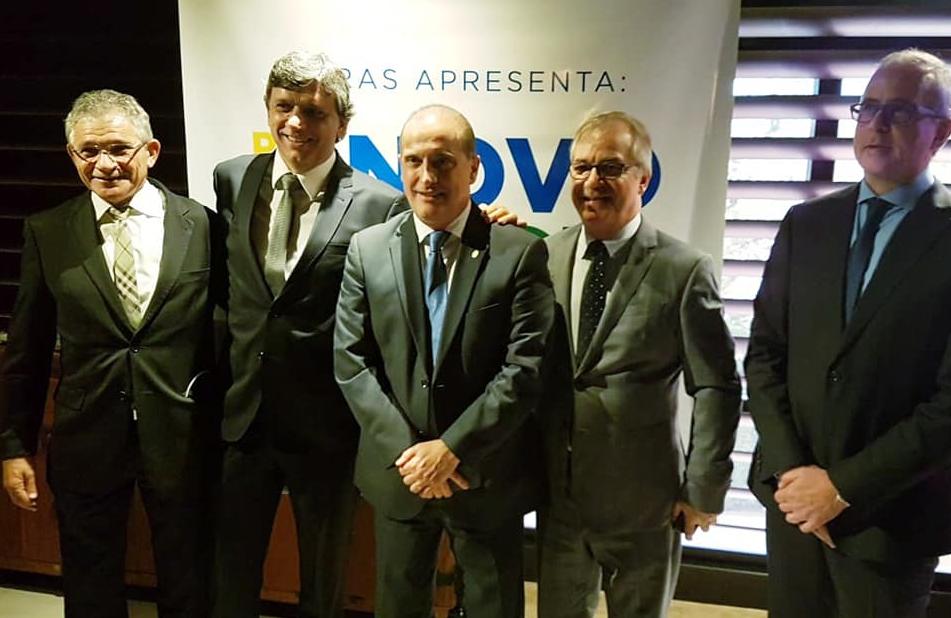 4b5a99149e ABRAS promove encontro com futuro ministro da Casa Civil...