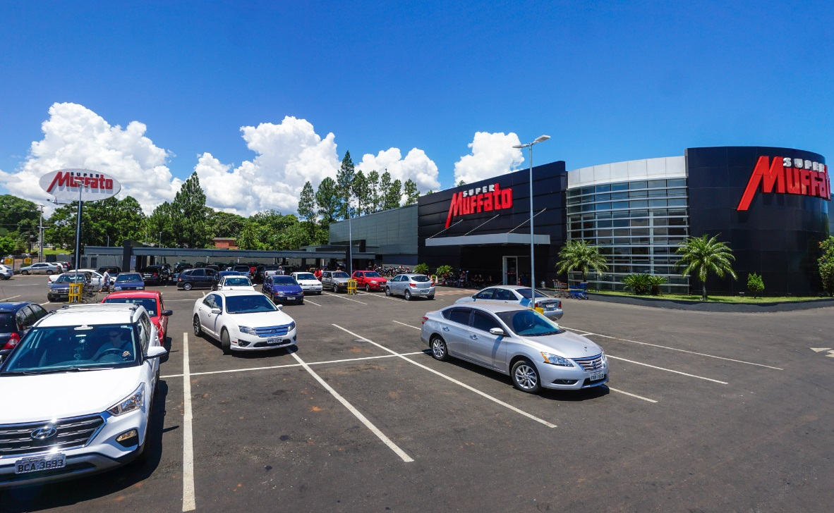 9eae1374d9ed9 Grupo Muffato investe R$ 10 milhões na modernização de loja em Foz do Iguaçu