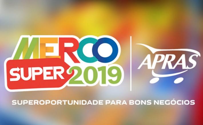 f18c89ad292 A Mercosuper 2019 - Feira e Convenção Paranaense de Supermercados -  acontece de 9 a 11 de abril, no Expotrade Convention Center, na cidade de  Pinhais (PR).