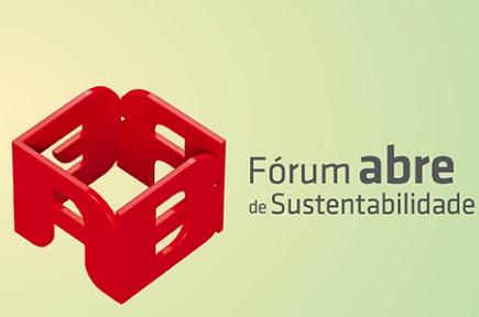 f7aa357cf Fórum ABRE de Sustentabilidade acontece no dia 3 de junho...