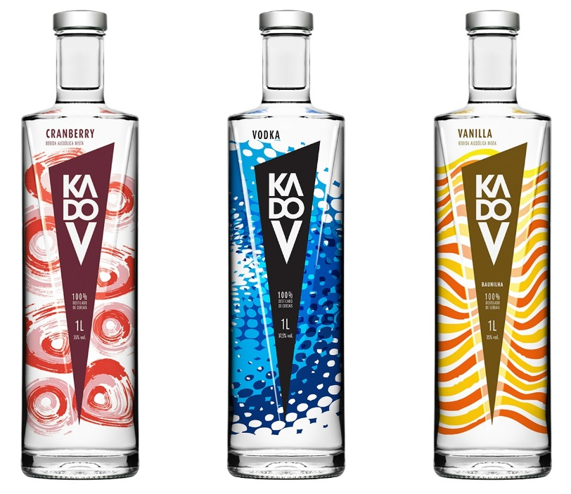 4e5edd12f9056 Vodka Kadov é vencedora do prêmio