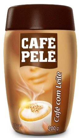 4f22cb75f5148 Café com Leite  o par perfeito da Café Pelé