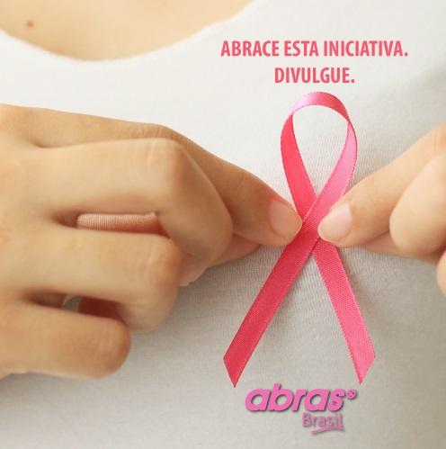 ce2963ba0c020 ABRAS apoia Campanha Outubro Rosa...