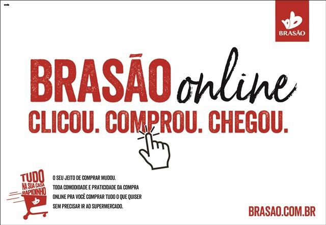 5195e73896 Brasão de Chapecó lança supermercado online