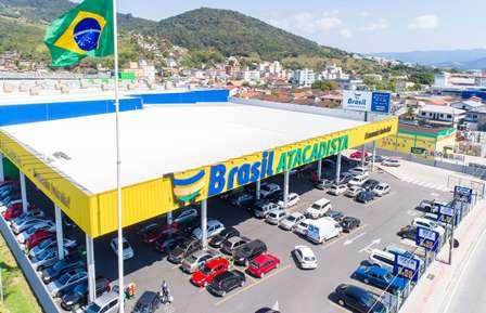 9cc73c6d6 Brasil Atacadista inaugura loja com mais de 4 mil metros quadrados