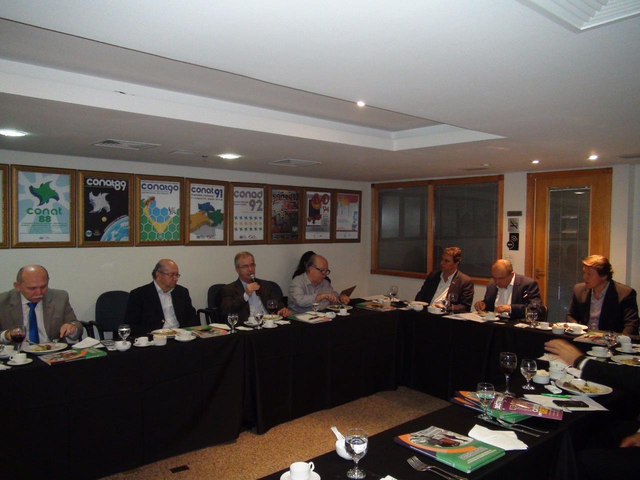 ABRAS participa da última reunião do ano da UNECS 2725df42a8109