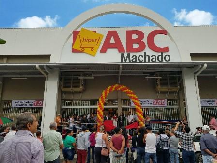 bc1b13f5db99d Grupo ABC inaugura unidade em Machado
