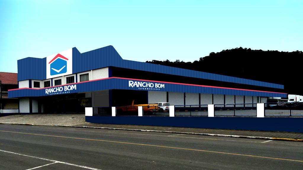 a644c00167f6a Supermercado Rancho Bom inaugura unidade em Guaramirim...