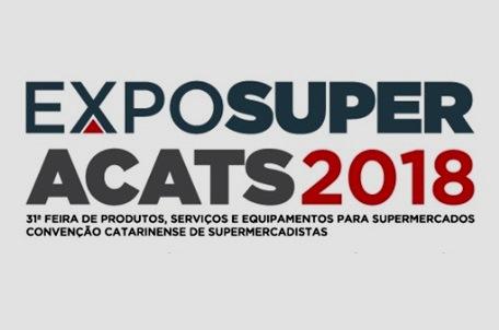 Começa na próxima terça-feira (19) a 31ª edição da Exposuper - Feira de  Produtos f4a867094fafc