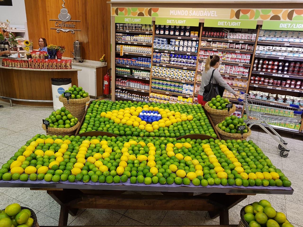 8ca133a98 A rede carioca de supermercados Prezunic registrou, desde o início da Copa  do Mundo, alta de até 50% nas vendas de alguns produtos. Cervejas e bebidas  em ...
