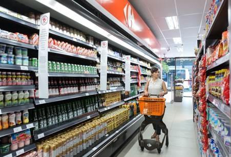 Carrefour express inaugura primeira loja em itapecerica da serra... 9188794d28c