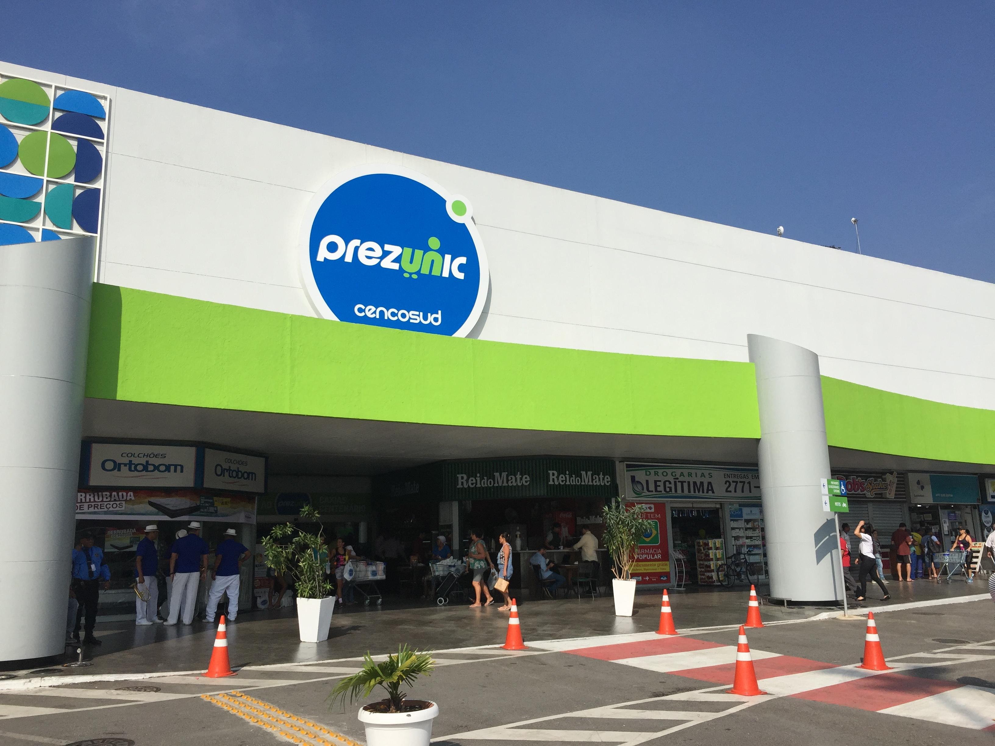 26feb3ef8bd Cencosud moderniza lojas do Prezunic no Rio de Janeiro...
