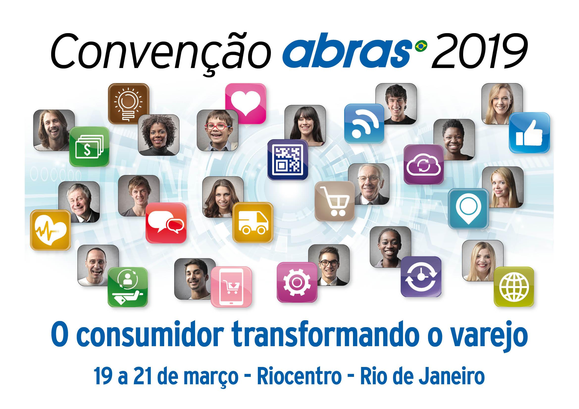 7abf3126a Convenção Abras 2019: O Consumidor transformando o varejo...