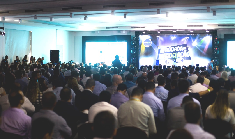 dcbb3e791 Cerca de 600 representantes da indústria compareceram à 3ª Rodada de  Negociação Prezunic