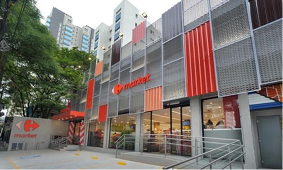 01b363210 Carrefour Market inaugura oitava loja na capital paulista...